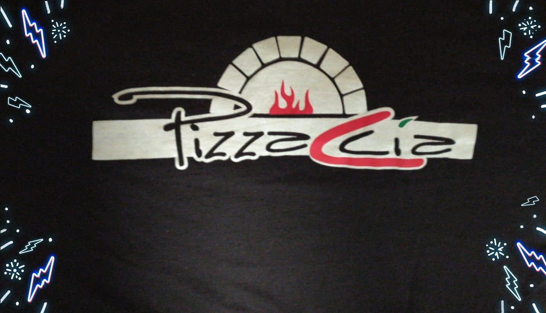 La Pizzaccia Logo